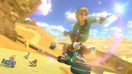 Mario Kart8 Deluxe стала самой успешной игрой для Switch