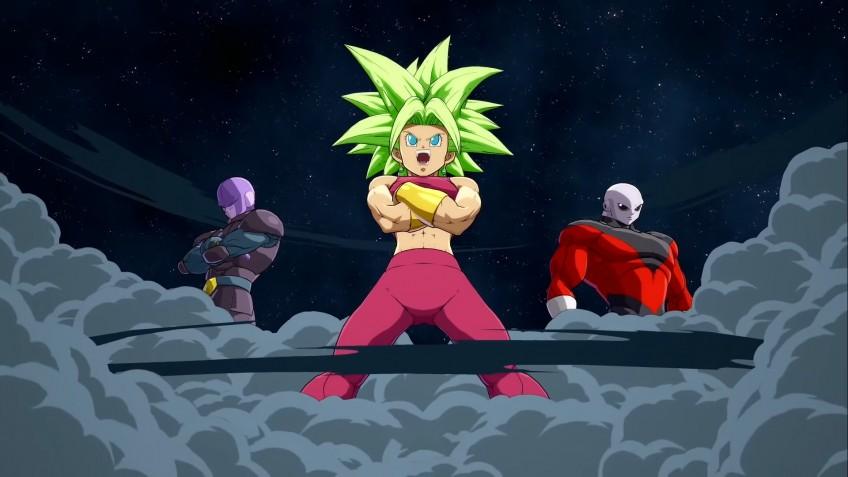 Авторы Dragon Ball FighterZ показали геймплей за Кефлу