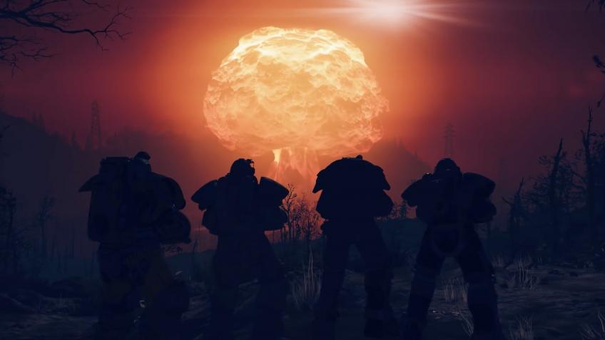 Тодд Говард выдал концовку Fallout76