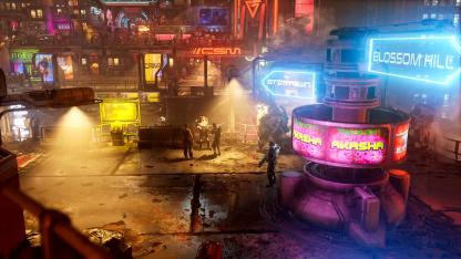 На Xbox Series боевик The Ascent объединит качество графики и производительность