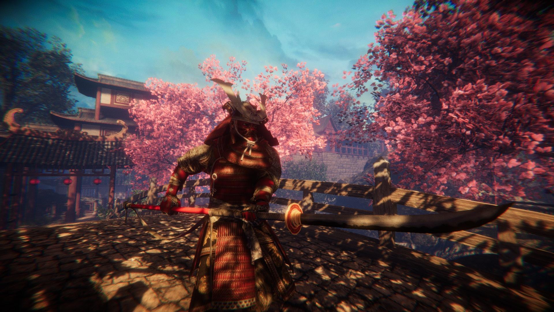 В Samurai Simulator можно будет совершить харакири