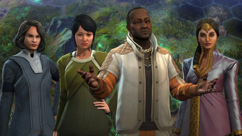 Разработчики показали вступительный ролик Civilization: Beyond Earth
