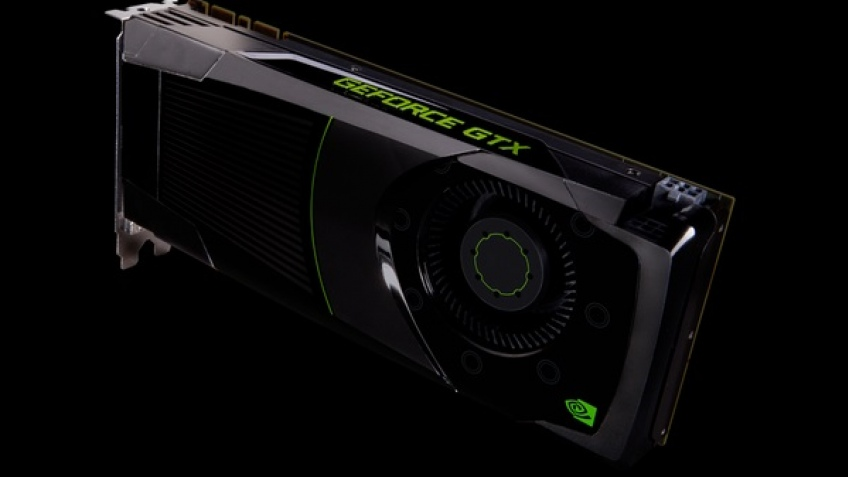 NVIDIA отложит серию GeForce 700 на 2014 год