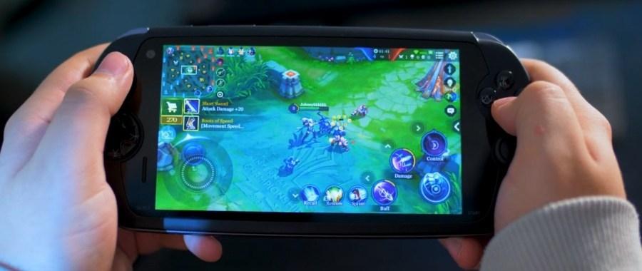 MOQI — настоящий игровой смартфон