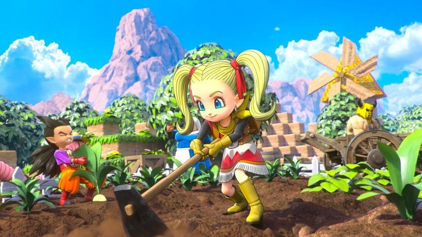У Dragon Quest Builders2 появилась дата западного релиза