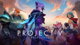 Студия Vela Games начинает раннее тестирование фантастической ММО Project-V