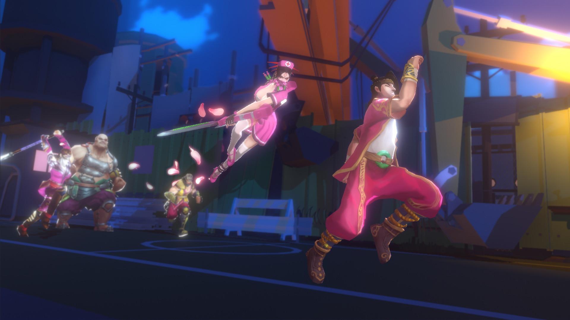 Вышел первый трейлер пародийной игры Roguelike Hero