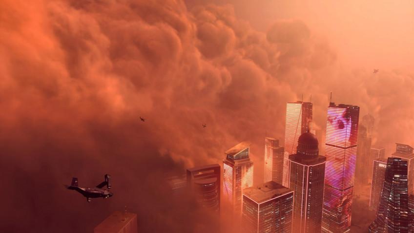 DICE показала пару кадров геймплея Battlefield 2042