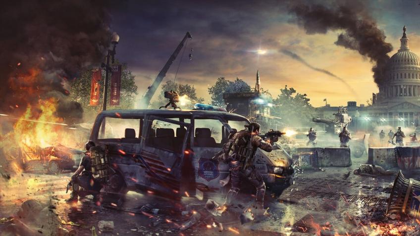 Ubisoft рассказала об известных проблемах беты The Division 2