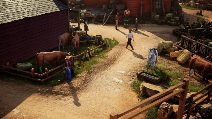 Авторы киберпанковой Gamedec рассказали о фермах и животноводстве