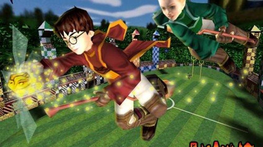 Гарри Поттер атакует