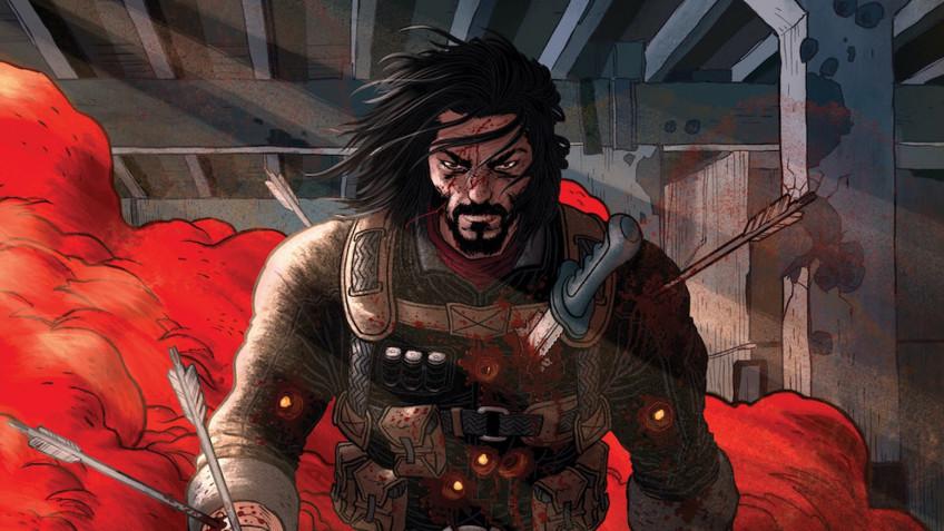 Киану Ривз сделал 2020 год лучшим для комиксов на Kickstarter