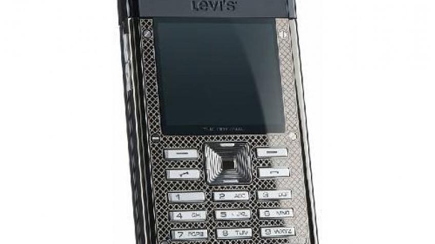Джинсовый телефон уже в России