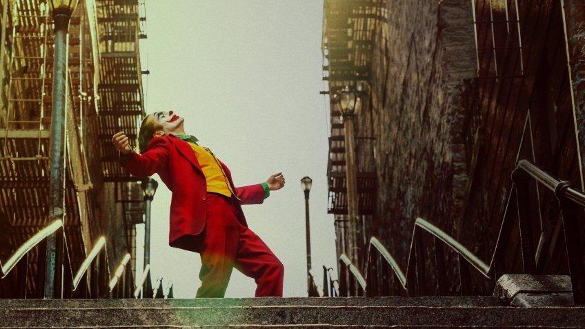 «Джокер» вошёл в десятку самых высокооценённых фильмов IMDb
