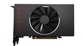 Опубликовано первое, как утверждается, живое фото видеокарты Radeon RX 5500