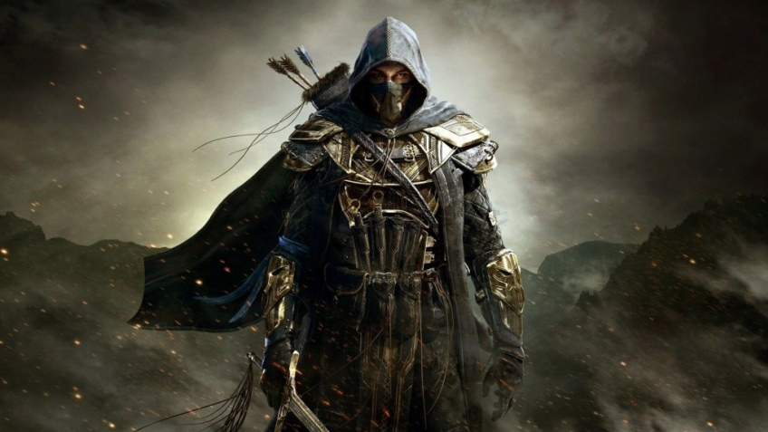 Bethesda показала, как выглядит The Elder Scrolls Online в 4К-разрешении