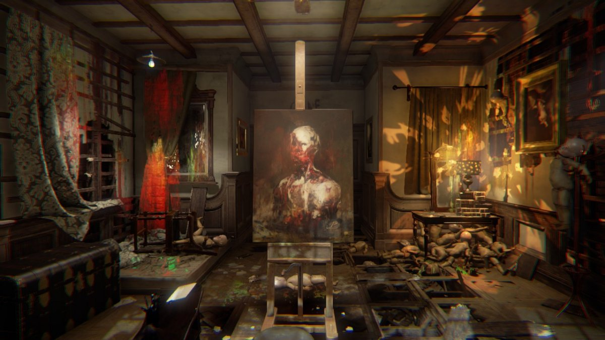 Layers of Fear получит экранизацию