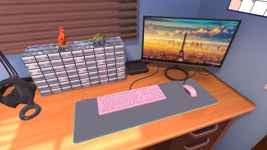PC Building Simulator выйдет на Nintendo Switch