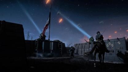 Авторы Battlefield 1 показали «Ночи Нивеля» и «Перевал Лупков»