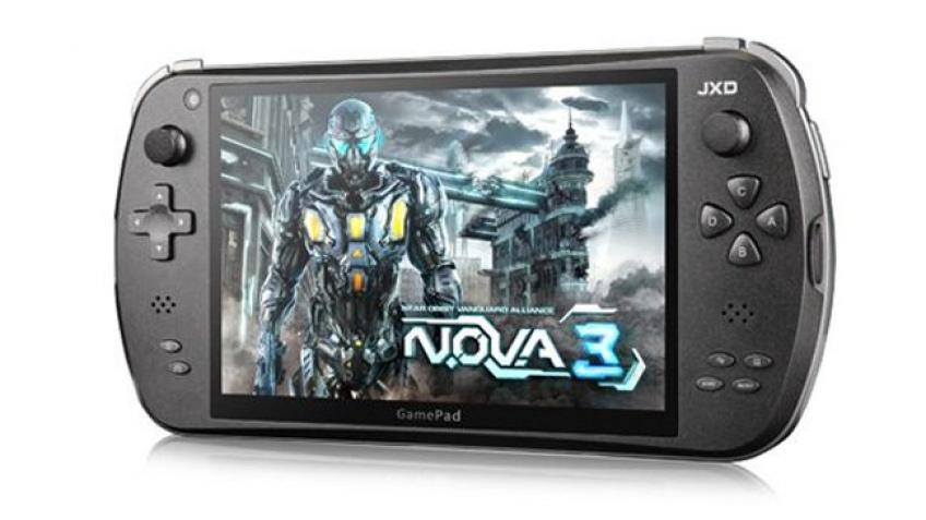 Анонсирована JXD S7800 — портативная игровая консоль на Android