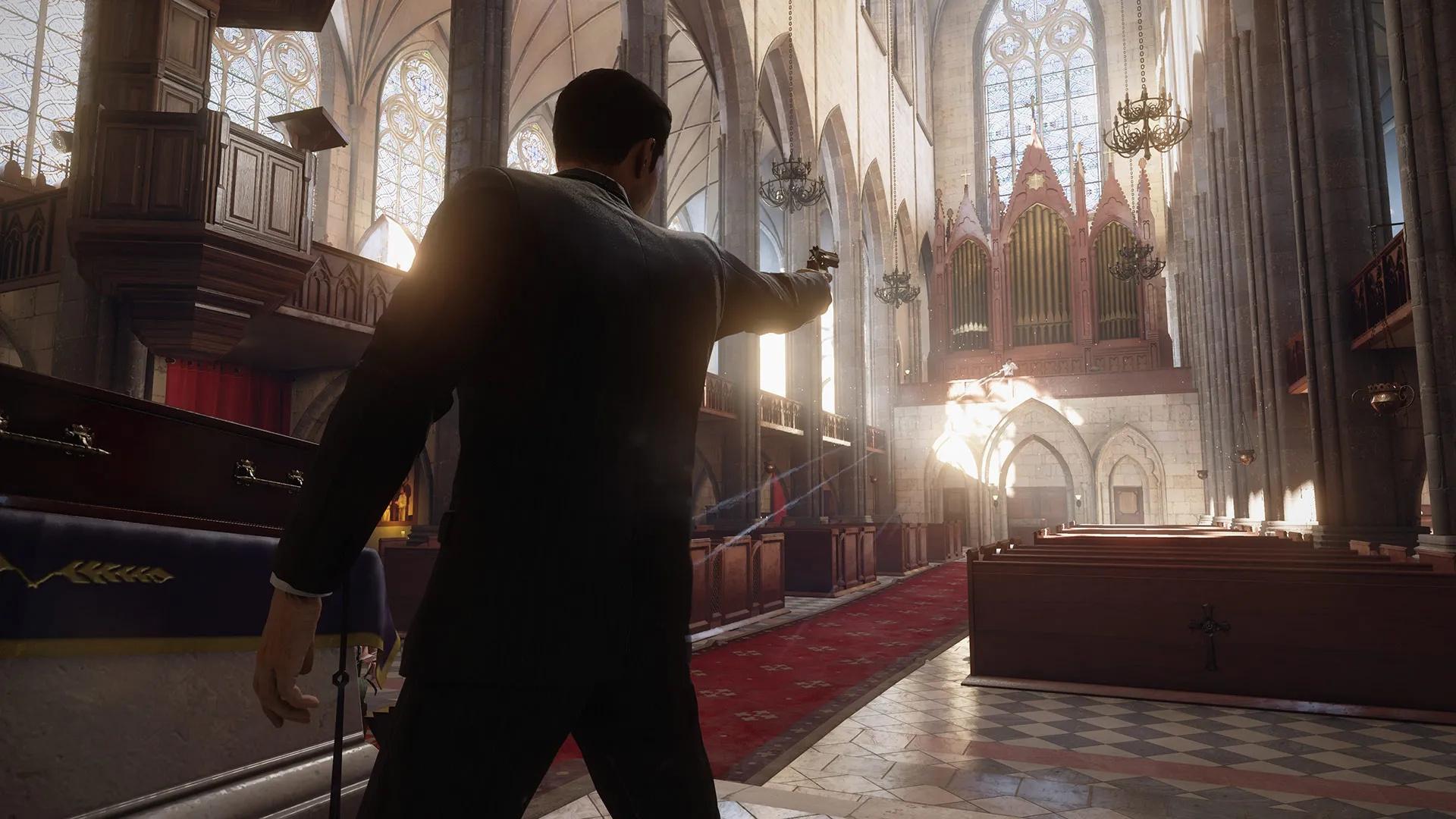 2K опубликовала скромные системные требования ремейка Mafia