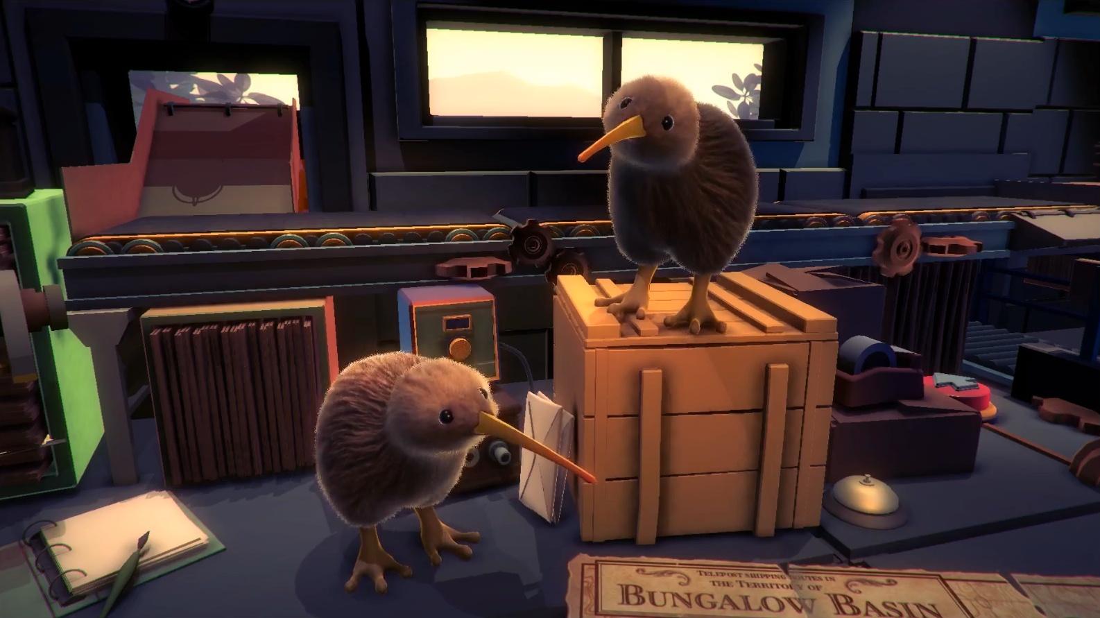 Компания Sold Out взялась за издание почтового птичьего кооператива KeyWe