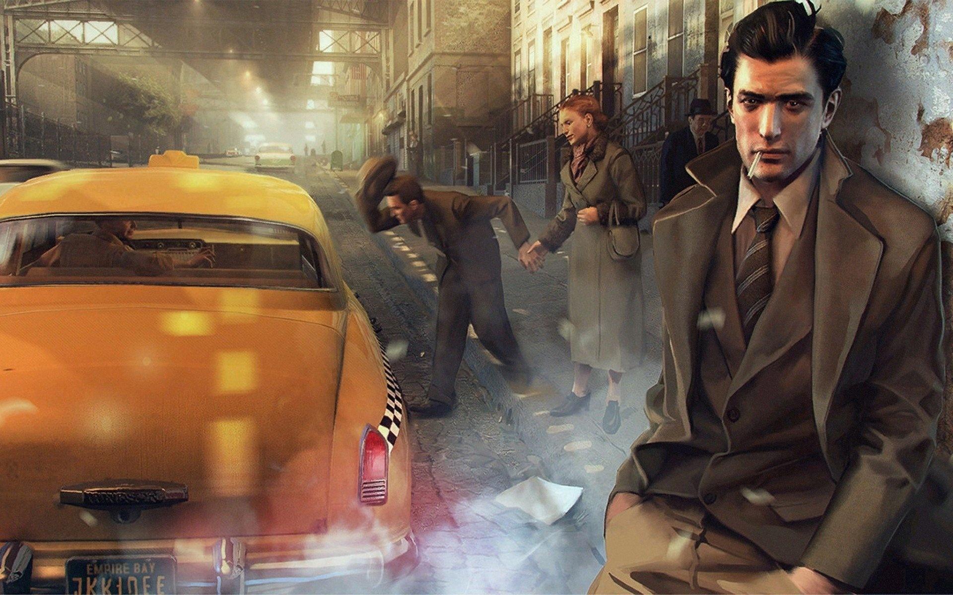 Первый геймплей ремастера Mafia II разочаровывает