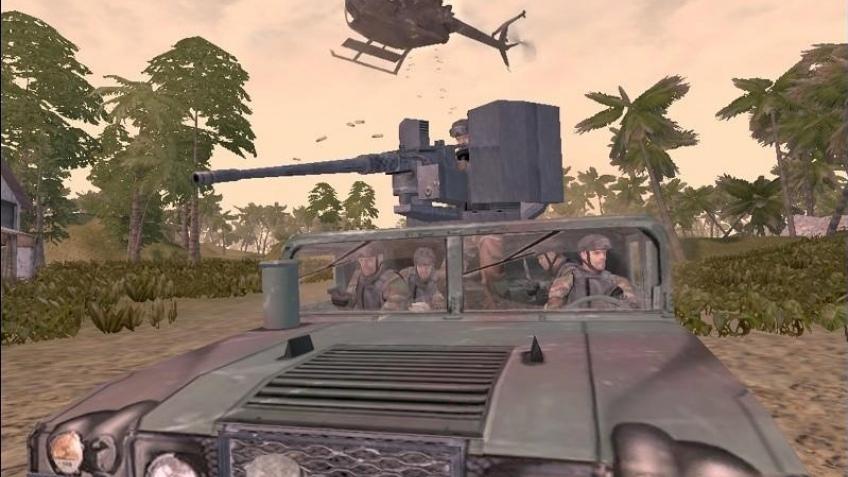 Демоверсия Joint Operations