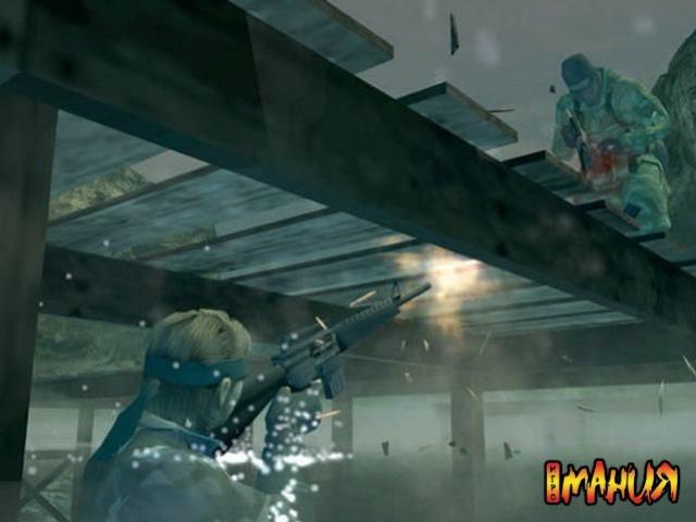 Metal Gear экранизируют