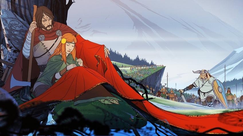 The Banner Saga3 выходит в июле