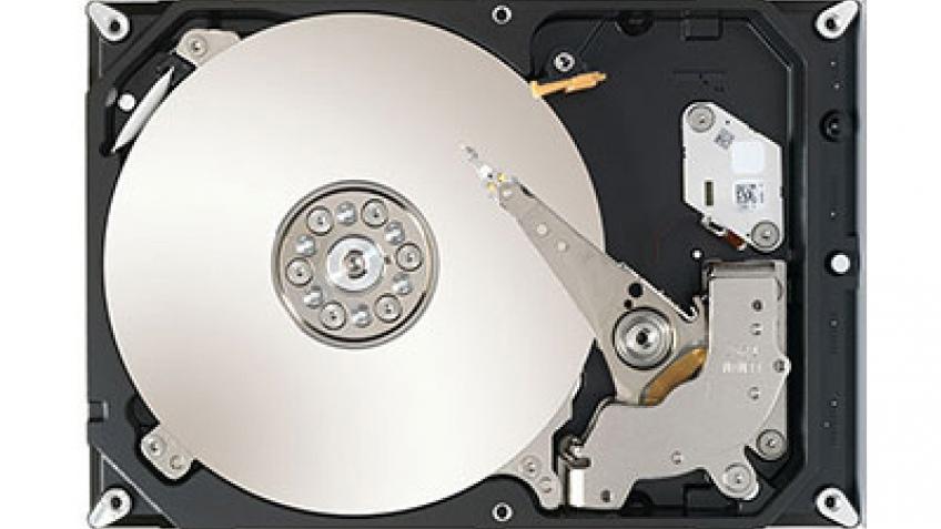 Seagate реализовала 2 млрд жестких дисков