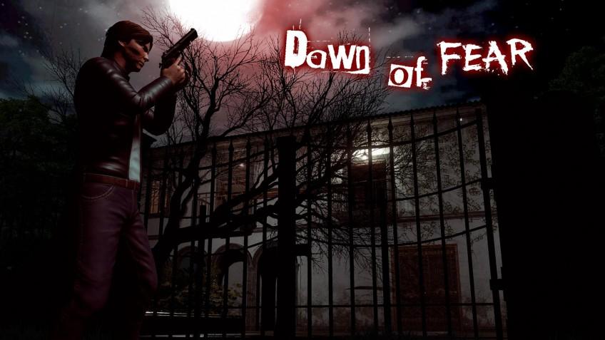 Выживалка Dawn of Fear выйдет на PlayStation4 в феврале