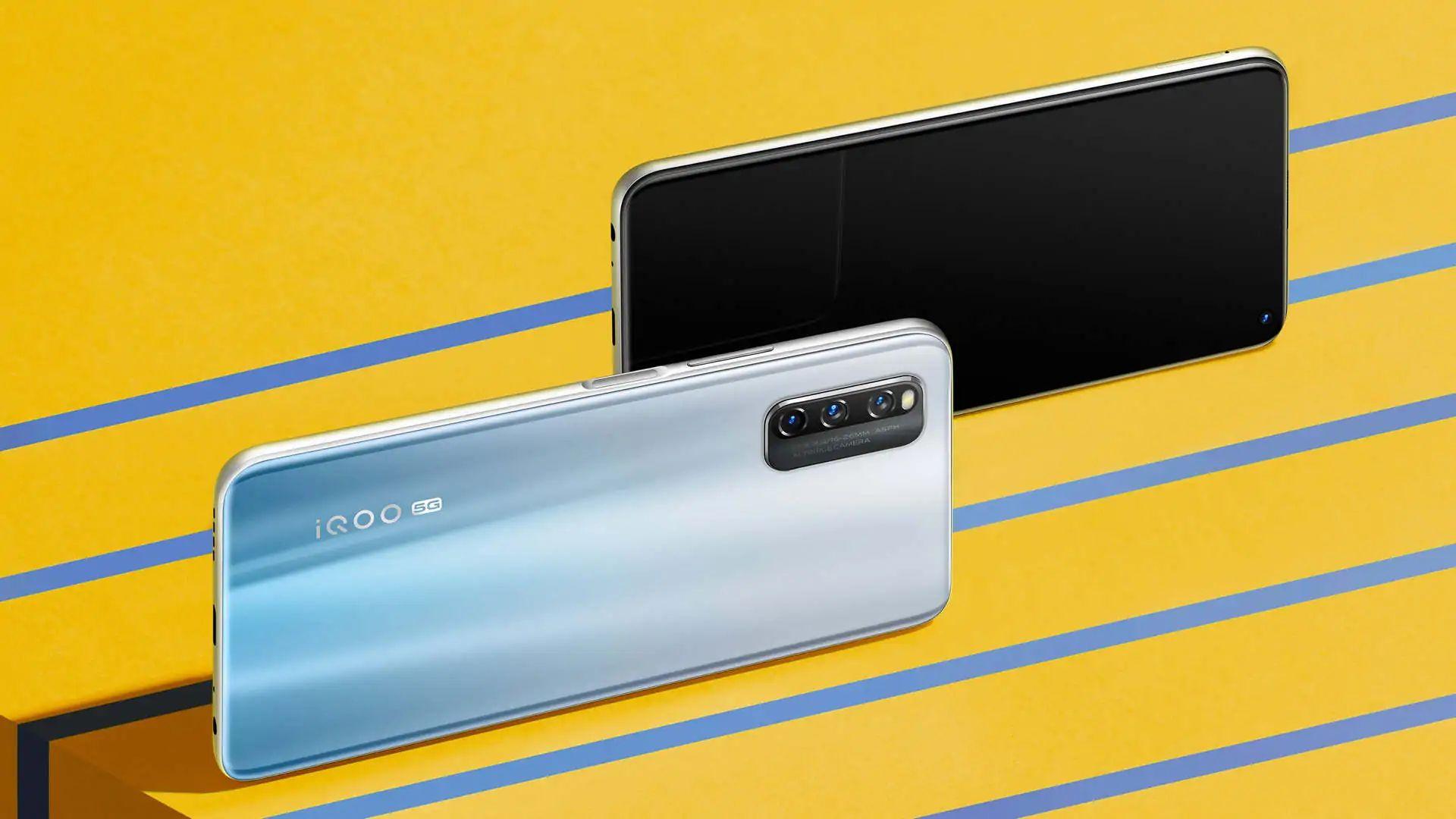 Игровой смартфон iQOO Z1x получит экран на 120 Гц