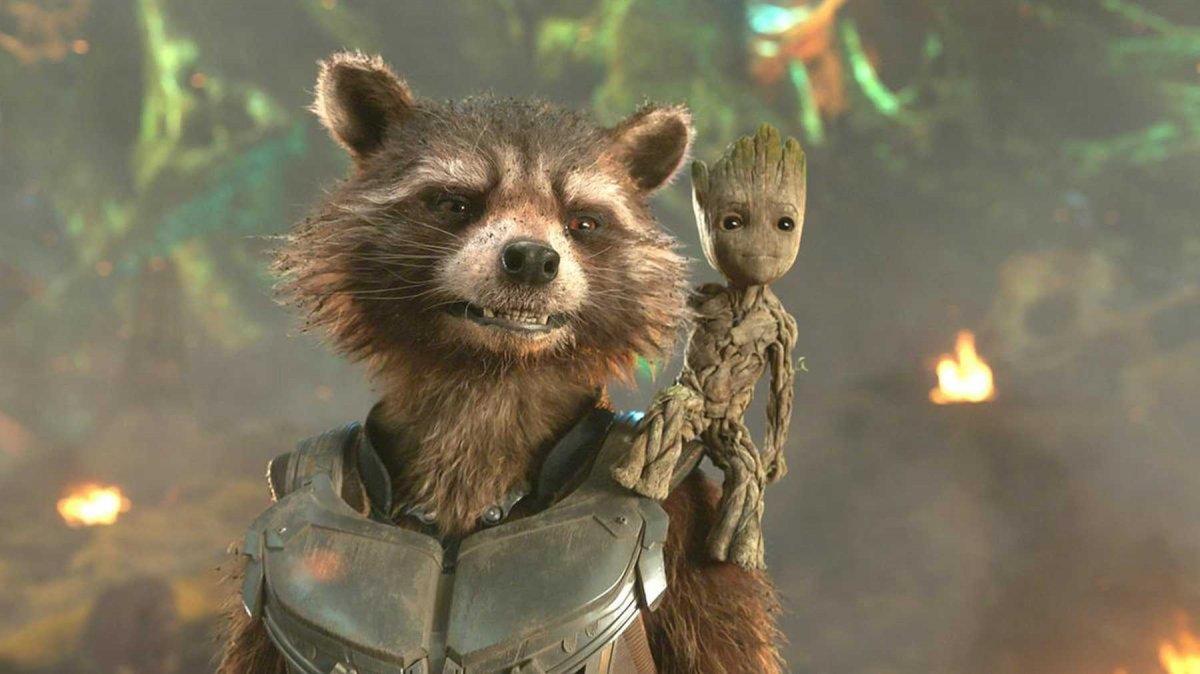 Кто-то из руководства Marvel Studios изначально был недоволен голосом Ракеты