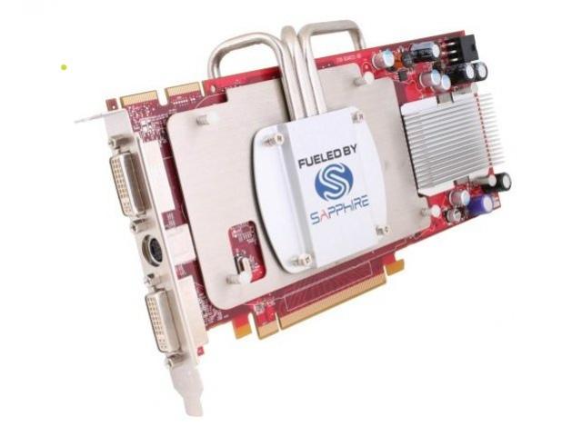 Radeon HD 3850 с пассивным охлаждением
