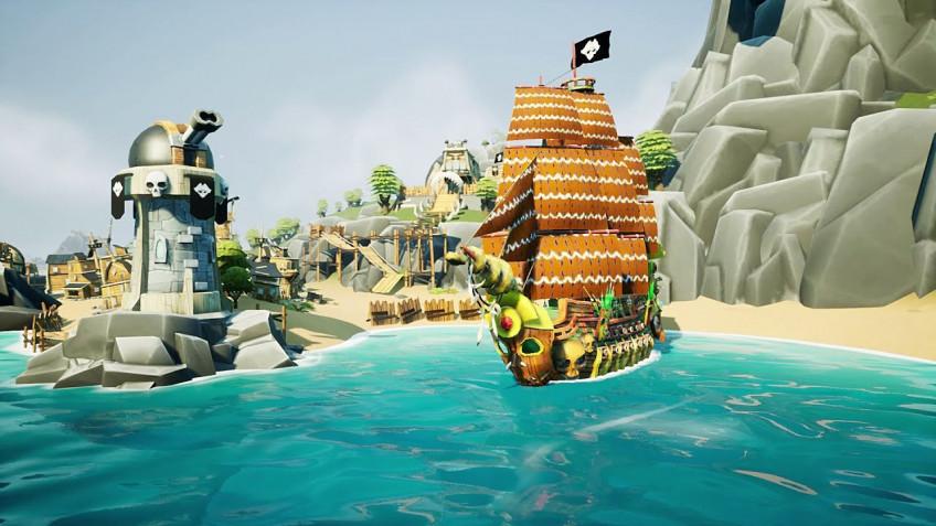 Пиратское приключение King of Seas перенесли на май