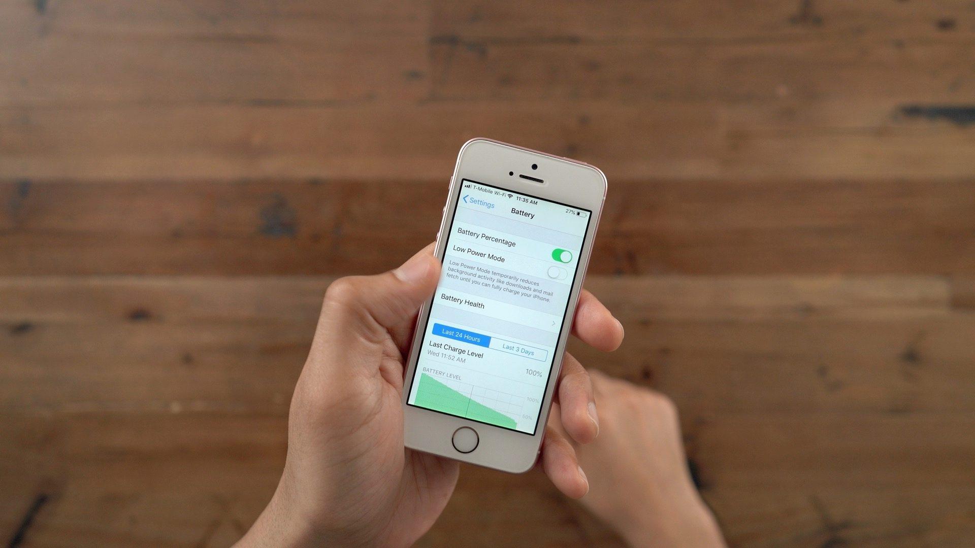 Apple может выпустить преемника iPhone SE в будущем году