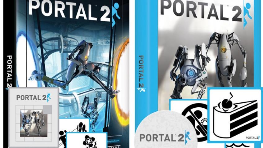 Две стороны Portal2