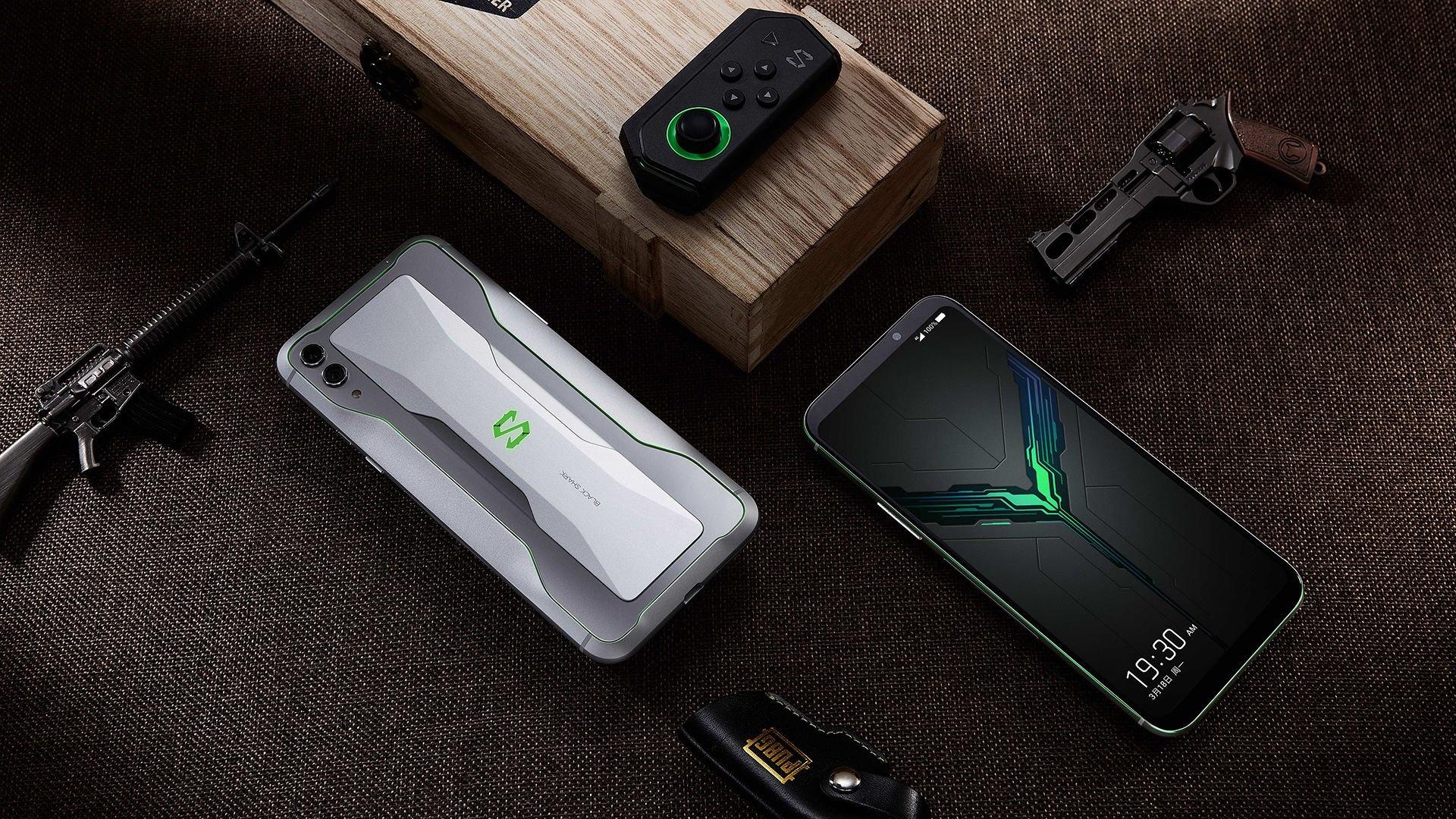Игровой смартфон Black Shark3 выйдет3 марта