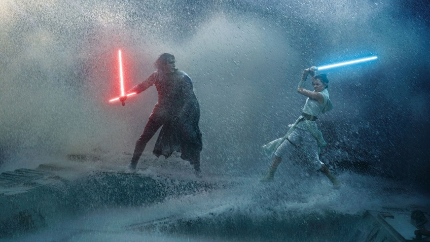 Главные герои девятого эпизода «Звёздных войн» на новых постерах фильма