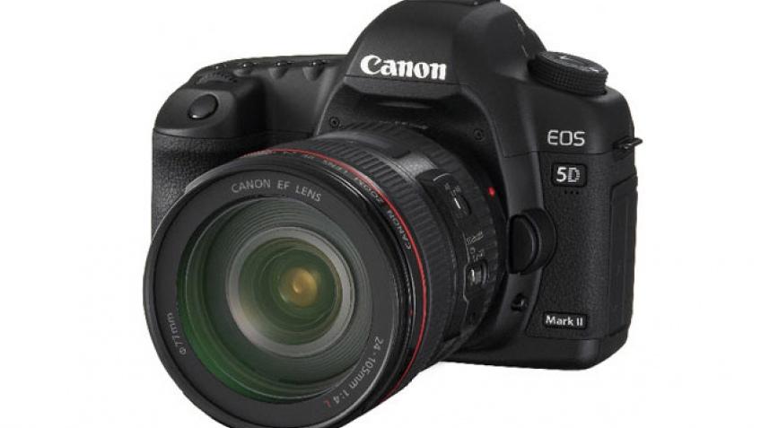 Новые камеры от Canon
