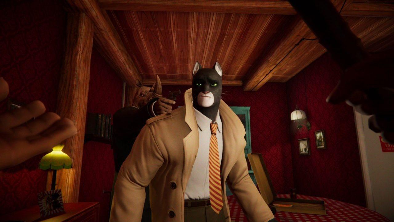 Blacksad: Under the Skin официально отложили, но игра внезапно вышла на консолях