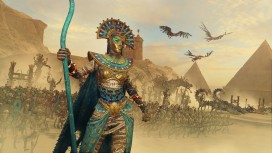 Авторы Total War: WARHAMMER 2 — Tomb Kings оживили сфинксов