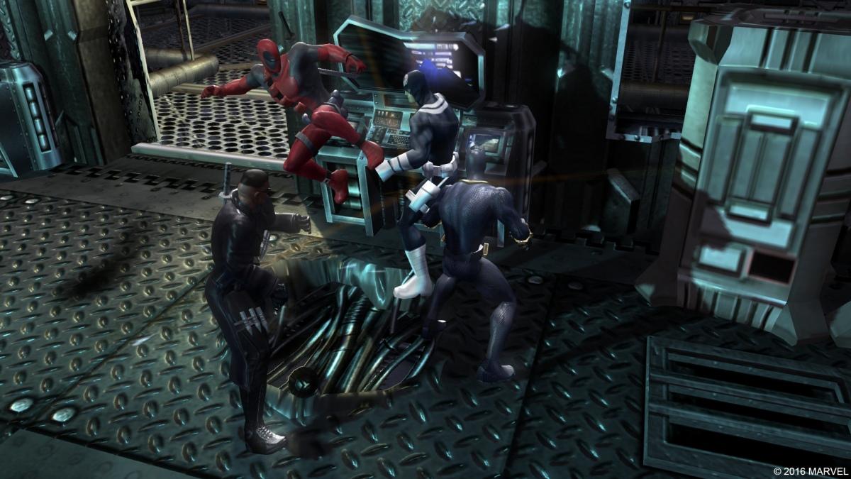 Activision исправила ошибки в РС-версии Marvel Ultimate Alliance