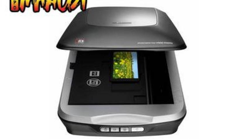 Сканер вместо фотолаборатории