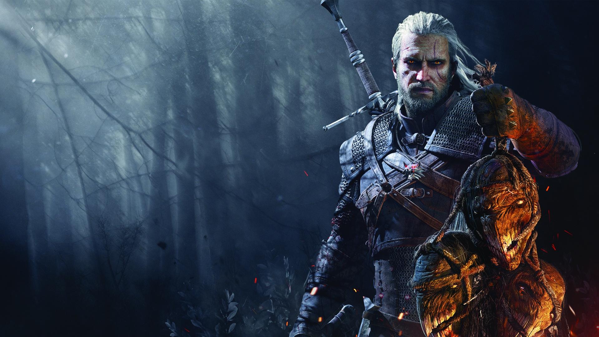 «Ведьмак 3: Дикая охота» возглавил чарты Steam