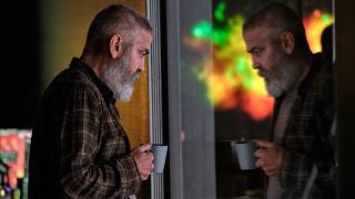 «Там кто-нибудь есть?»: тизер фильма «Полночное небо» Джорджа Клуни