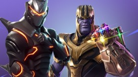 В Fortnite появился режим с Таносом из фильма «Мстители: Война бесконечности»