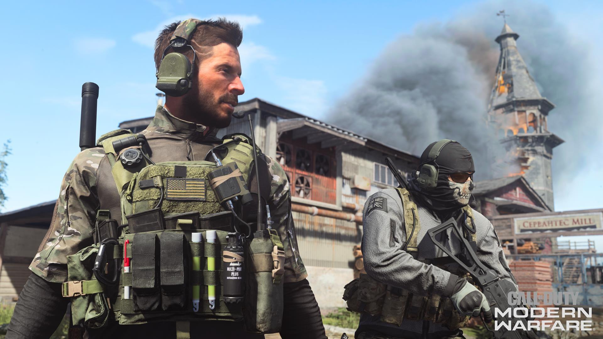 К началу третьего сезона Call of Duty: Modern Warfare вышел патч — что нового?