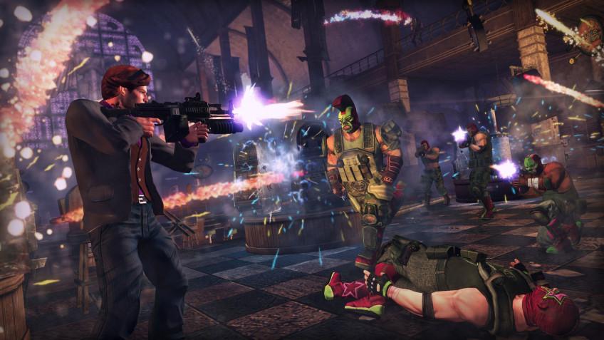 Ремастер Saints Row: The Third появится22 мая в Steam